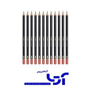 استابیلو مداد مشکی ب 2