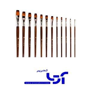 قلم مو سر تخت پارس آرت سری 2113