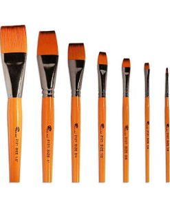 قلمو سرتخت دسته نارنجی